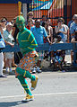 Coney Island Mermaid Parade Green Bubbler.jpg