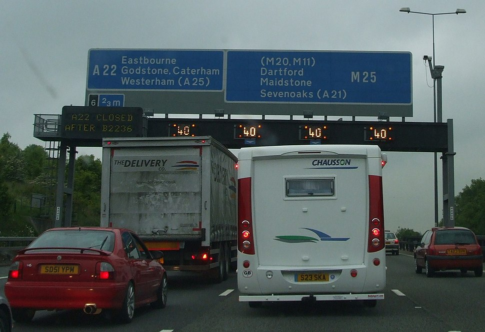 CongestionM25