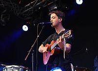 Conor J. O'Brien (Villagers) (Haldern Pop Festival 2013) IMGP4533 smial wp.jpg