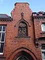 Constitutional Club (now Conservative Club) Heigad (Highgate) Dinbych, Denbigh, Cymru, Wales 02.jpg