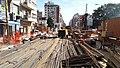 Construcción del Paso Bajo Nivel de la Avenida Nazca 01.jpg