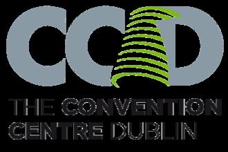 Convention Centre Dublin - Image: Convention Centre Dublin logo