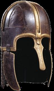 8th-century Anglo-Saxon helmet