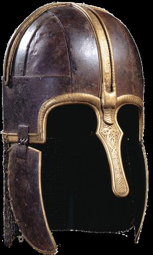 Coppergate Helmet - Image: Coppergate Helmet YORCM CA665 2