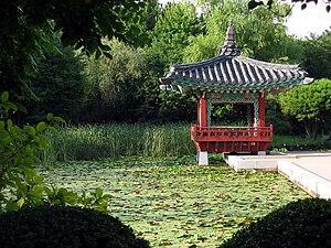 Korean garden - Garden in Jejudo