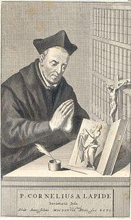 Cornelius a Lapide Jesuit exegete
