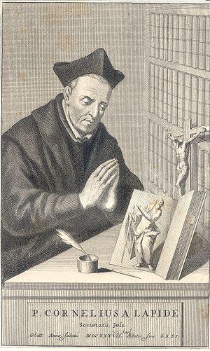 Cornelius a Lapide - Cornelius a Lapide (1567-1637).