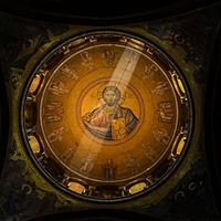 Coro de los canónigos, Santo Sepulcro, Jerusalén, 2011-09-28, DD 01.JPG