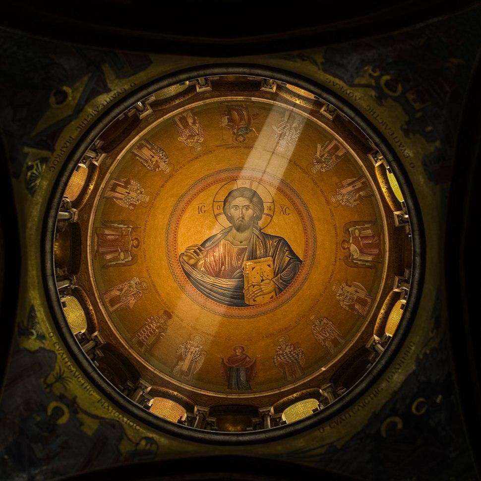 Coro de los canónigos, Santo Sepulcro, Jerusalén, 2011-09-28, DD 01