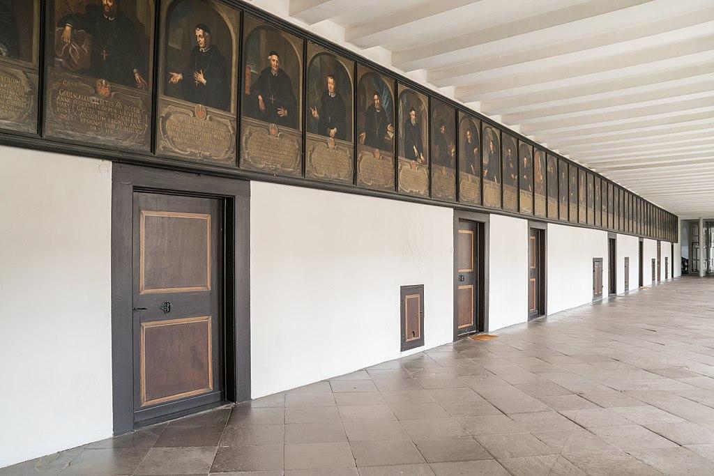 Corvey - 2017-09-23 - Galerie der Äbte (02)