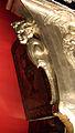 Cosimo merlini il vecchio, reliquiario dei ss. marco papa, amato abate e concordia martire, 1622, argento su legno 03.JPG