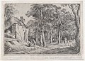Cottage at the Entrance to a Forest MET DP874540.jpg