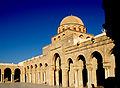 Cour de la grande Mosquée de Kairouan 01, juin 2013.jpg