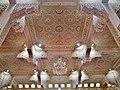 Courcouronnes Grand Mosquée Innen Gebetsraum Decke 2.jpg
