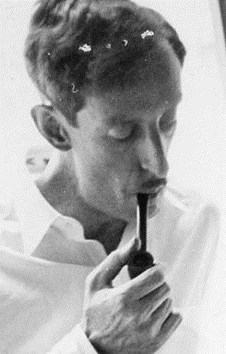 Harold Courlander - Courlander in 1955