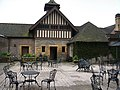 Courtyard of the visitor centre Cragside - geograph.org.uk - 919934.jpg