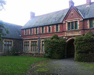 Guisborough - The Waterhouse Building, Prior Pursglove College