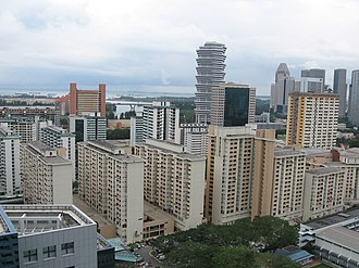 Crawford, Singapore - Image: Crawford Court 2, Dec 05