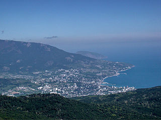 Crimea, view of the Yalta.jpg