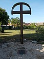 Cross (2010), Memorial Park, 2019 Dunaharaszti.jpg