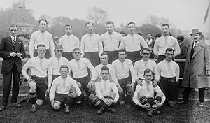 Cross Keys RFC - Cross Keys RFC, Stade Bergeyre, France, 1 November 1921