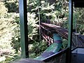 Crossing on upper deck of No 7 bridge double-deck viaduct of Driving Creek Railway.jpg