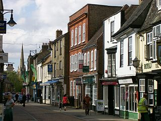 St Ives, Cambridgeshire Human settlement in England