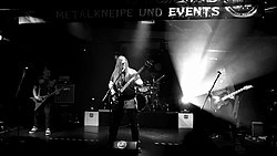 Live-Auftritt im Underground in Wuppertal (3. Februar 2018)