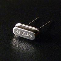 石英晶体谐振器
