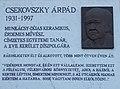 Csekovszky Árpád (Ács József), Hősök tere, 2019 Rákosliget.jpg