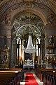 Csongrád, római katolikus plébániatemplom belső tere 2021 01.jpg