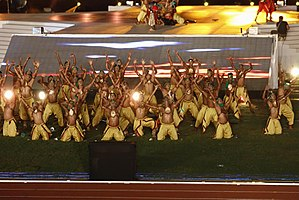 2017 Asian Athletics Championships - Cultural program on AAC2017