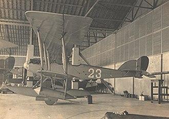 Curtiss Model N - Brazilian N-9H