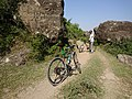 Cycling tour 1 to Pharwala Fort near Kahota Nuclear Plant Islamabad Pakistan.jpg