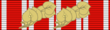 Czehoslovak War Cross 1918 (3x) Bar.png