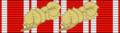 Czechoslovak War Cross 1918 (3x) Bar.png
