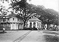 Déplacement du bureau de poste de Papeete en Polynésie Française, 1902 b.jpg