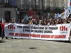 Día do traballo. Santiago de Compostela 2009 56.jpg