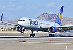 """D-ABUL Condor 1994 Boeing 767-31B(ER) (cn 26259) """" Janosch titles"""" (12845901033).jpg"""