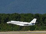 D-CAWS Cessna 680 Citation Sovereigin C680 (19687757524).jpg
