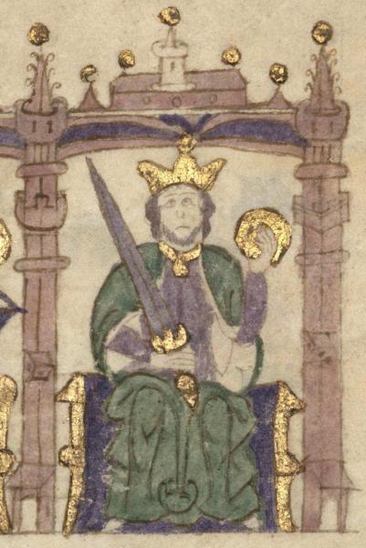 Alfonso II de Portugal.