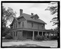D. B. Alexander House, 532 Calhoun Street, Greenwood, Greenwood County, SC HABS SC-667-2.tif