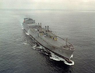 USNS Soderman (T-AKR-317) - Image: DN SC 03 12980