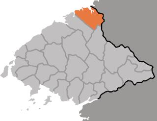 Pyoktong County County in North Pyŏngan, North Korea