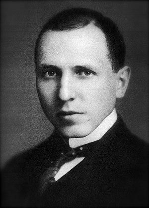 Douglas Southall Freeman - Douglas Southall Freeman, c. 1916