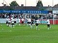 Dagenham and Redbridge FC - geograph.org.uk - 673293.jpg