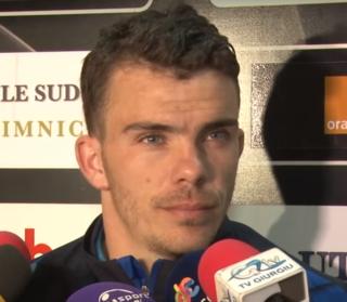 Dan Nistor Romanian footballer