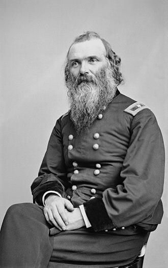 Daniel McCallum - Brig. Gen. McCallum