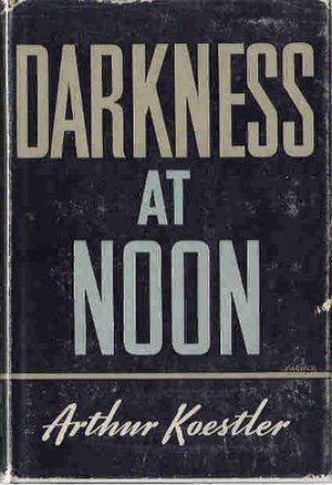 Darkness at Noon - First US edition