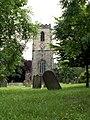 Darton All Saints Church Tower. - geograph.org.uk - 477614.jpg
